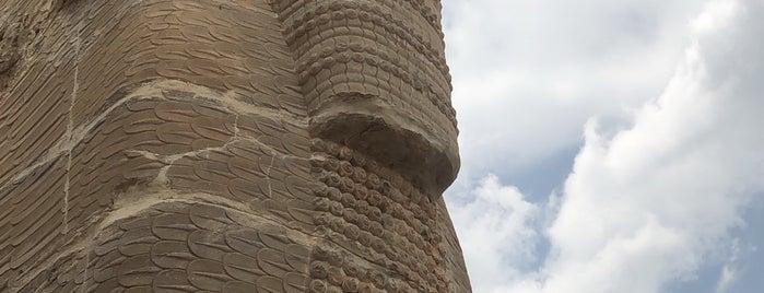 Persepolis |تخت جمشید is one of Trevor'un Beğendiği Mekanlar.