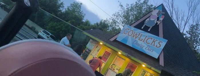 Golick's Dairy Bar is one of Jackie 님이 좋아한 장소.