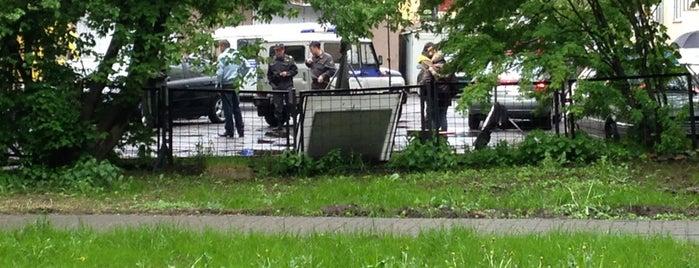 37 отдел полиции is one of ✨S.Babaev : понравившиеся места.