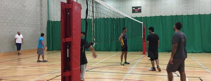 Sportspark is one of University of East Anglia.