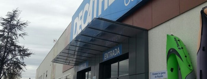 Decathlon Getafe is one of Posti che sono piaciuti a Luisa.