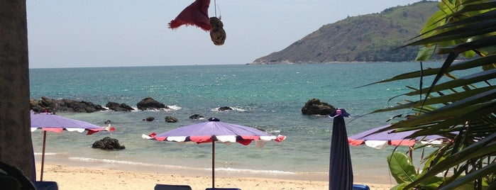 Yanui Beach is one of Phuket.