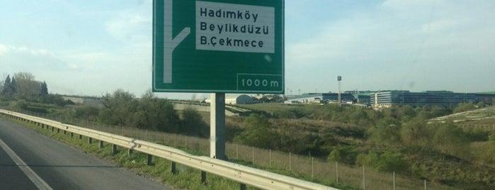 Hadımköy Gişeleri is one of Özgeさんのお気に入りスポット.