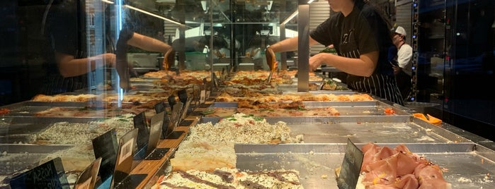 Bonci Pizzeria is one of Chicago Ideas.