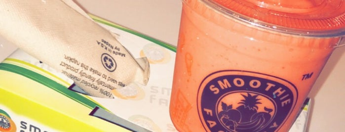 Smoothie Factory is one of Eastern province, KSA.