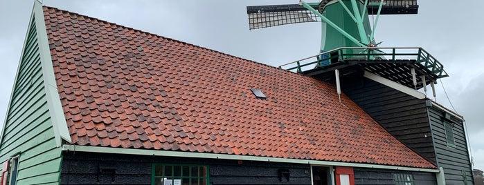 Specerijenmagazijn Indie's Welvaren - Molen De Huisman is one of Amsterdam.