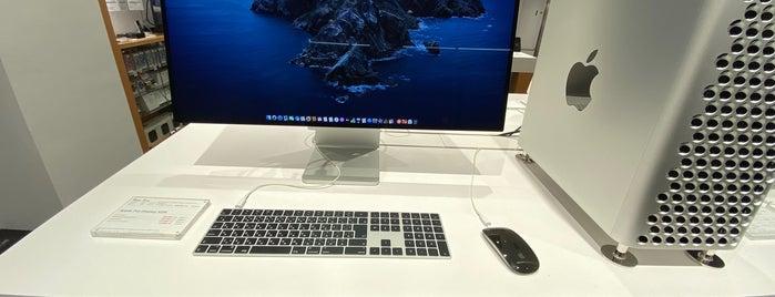 Mac Collection is one of สถานที่ที่ Masahiro ถูกใจ.