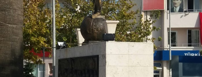 Urla Çarşı is one of สถานที่ที่ k&k ถูกใจ.