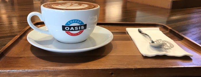 Coffee Oasis is one of 07_ตามรอย_coffee.