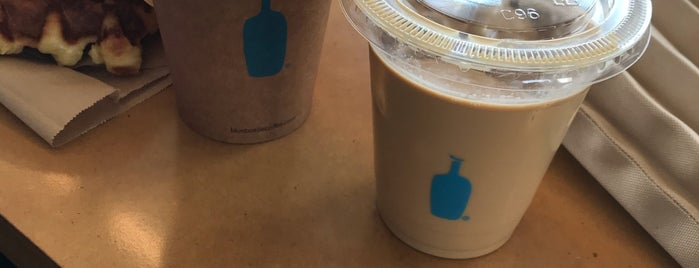 Blue Bottle Coffee is one of KOREA.
