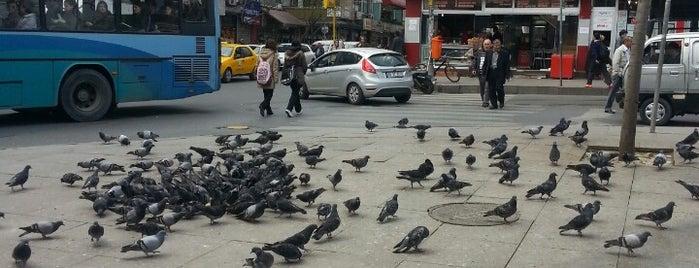 Kocamustafapaşa Meydanı is one of İstanbul 2.