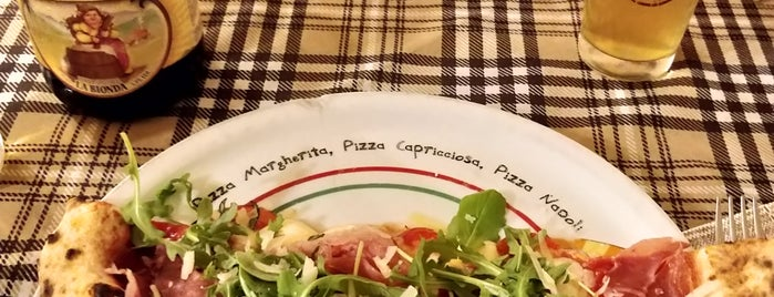 La Gravina Ristorante - Pizzeria is one of Milan.