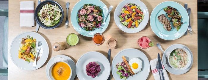 The Paleo Kitchen is one of Restaurante2.