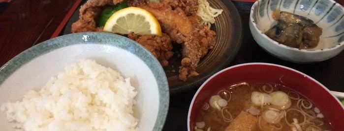 お食事処 よこやま is one of 東上線方面.