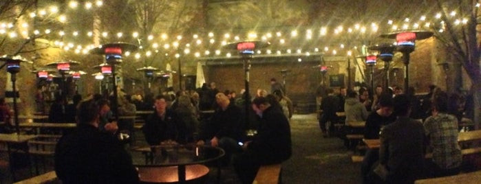 Frankford Hall is one of Foobooz Best 50 Bars in Philadelphia 2012.