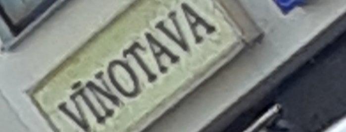 Via Vino vīnotava is one of Moraima around the world.