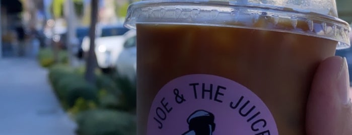 JOE & THE JUICE is one of Lugares em LA.