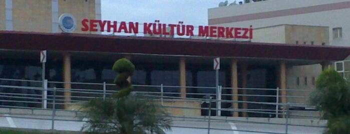 Seyhan Kültür Merkezi is one of Posti che sono piaciuti a Buz_Adam.