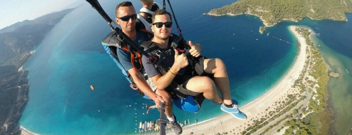 Gravity Tandem Paragliding is one of South Shore Of Turkey.