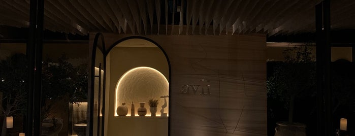 avli by tashas is one of Dubai's must places.