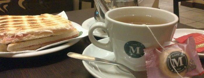 Café Martínez is one of Leonel 님이 좋아한 장소.
