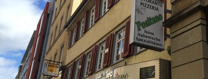 Ristorante Positano is one of Wo in Stuttgart.