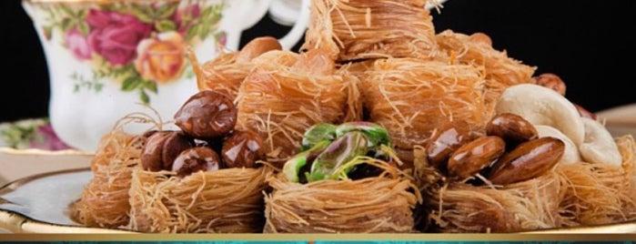 Rowsha Lebanese Sweets | شیرینی لبنانی روشه is one of Lugares guardados de Alii.