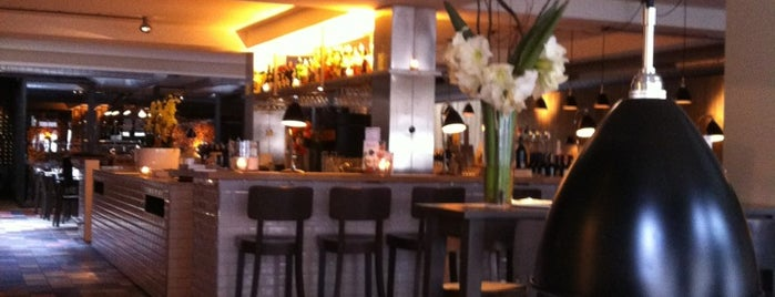 Brasserie Witteveen is one of Amsterdam, best of..