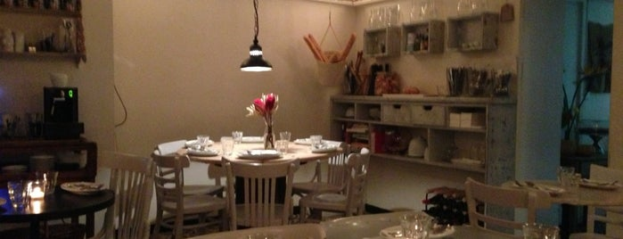 Lo de Flor is one of BCN Spanish Restaurants.