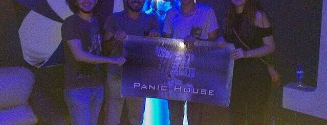 Panic House is one of uhlğı 님이 좋아한 장소.