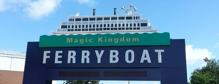 Transportation & Ticket Center Ferry Dock is one of FLORDIA.