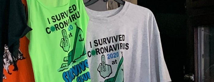 Survivors! is one of 2015 Monster Crawl.