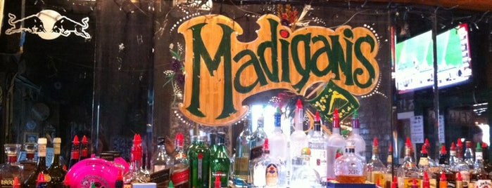 Madigan's is one of Korine'nin Beğendiği Mekanlar.