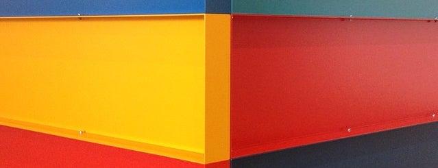Stedelijk Museum is one of Netherlands.