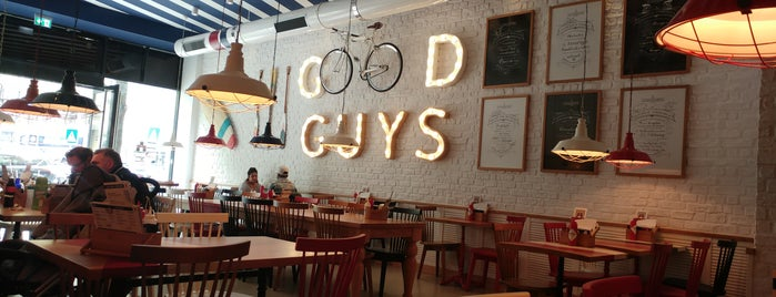 Good Guys is one of #myhints4frankfurt.