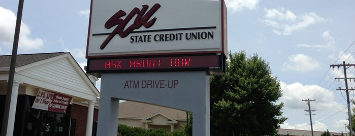 SC State Credit Union is one of Posti salvati di Joshua.