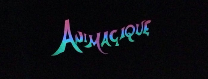 Animagique is one of Valérieさんのお気に入りスポット.