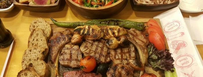 Gassap Steakhouse is one of yenilesiii.