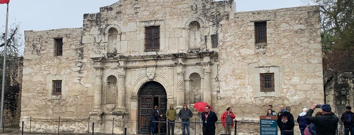 Fortress Alamo: The Key To Texas is one of Orte, die Mirko gefallen.