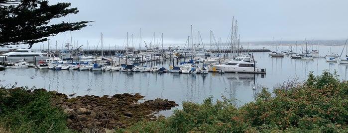 Monterey Bike Path is one of HWY1: Santa Cruz to Monterey/Carmel.