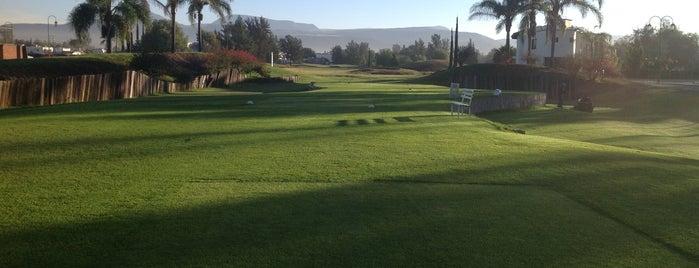Club De Golf La Hacienda de León is one of สถานที่ที่ Caipirinha ถูกใจ.