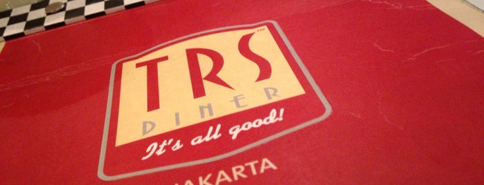 TRS Diner is one of Locais curtidos por Arie.