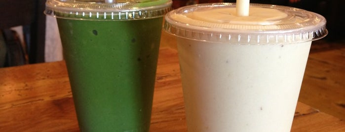Fruitive is one of 50 Cult-Favorite Juice Bars.