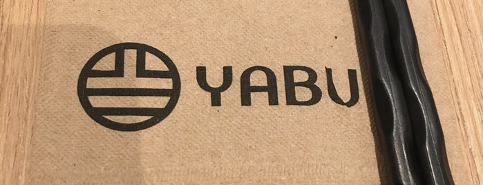 Yabu is one of Orte, die Shank gefallen.