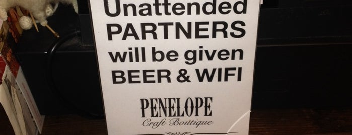 Penelope craft boutique is one of Simona 님이 좋아한 장소.