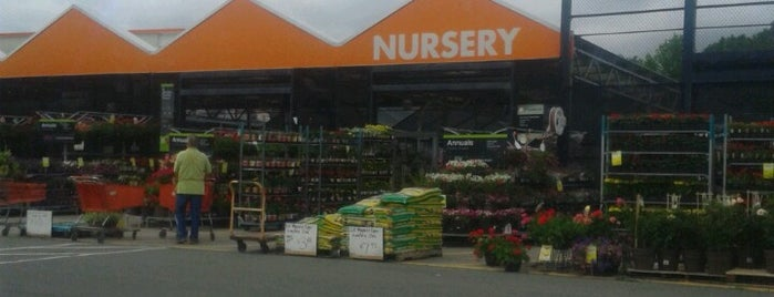 The Home Depot is one of Around Narrowsburg.