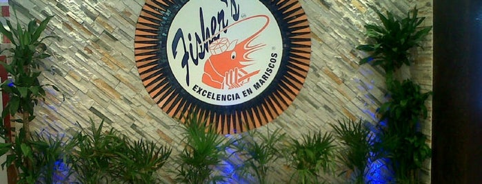 Fisher's Veracruz is one of Restaurantes Veracruz.