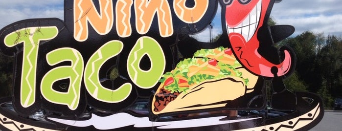 Nino Taco is one of JODY & MY PLACES IN MD REISTERSTOWN, OWINGS MILLS,.