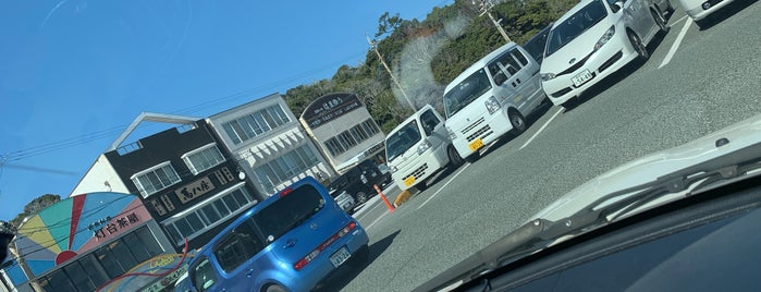 伊良湖岬 is one of 日本の白砂青松100選.