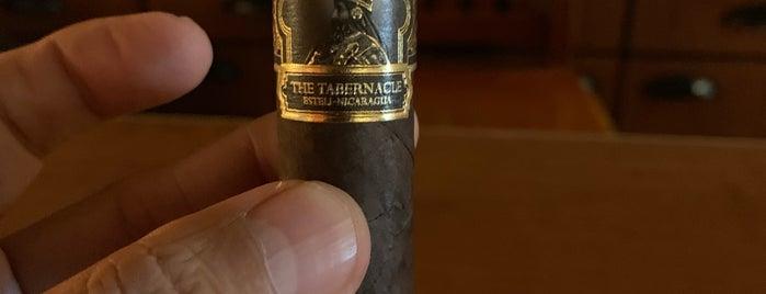 La Casa Del Tabaco Cigar Lounge is one of joecamel/Sikora's Favorite Spots.